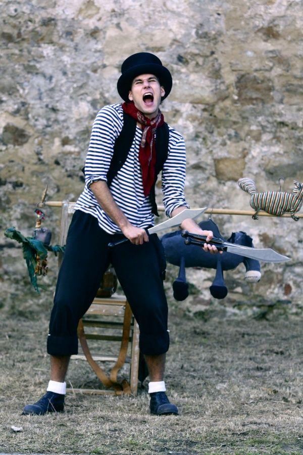 Brémští cirkusanti